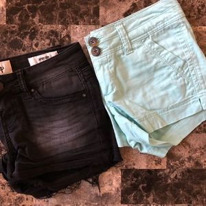 BKE & Daytrip Shorts From Buckle